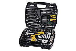 Набор инструмента Mastertool - 1 4   3 8   1 2   121 предмет 78-5121, КОД: 1254032