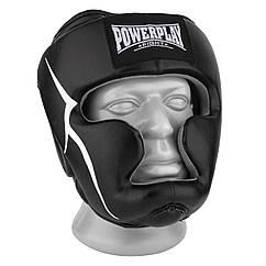 Боксерський шолом PowerPlay 3066 тренувальний S Чорний PP3066SBlack, КОД: 1138492