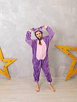 Пижама кигуруми USHKI Лунный кот 95-105 см 100 06 01, КОД: 1235903