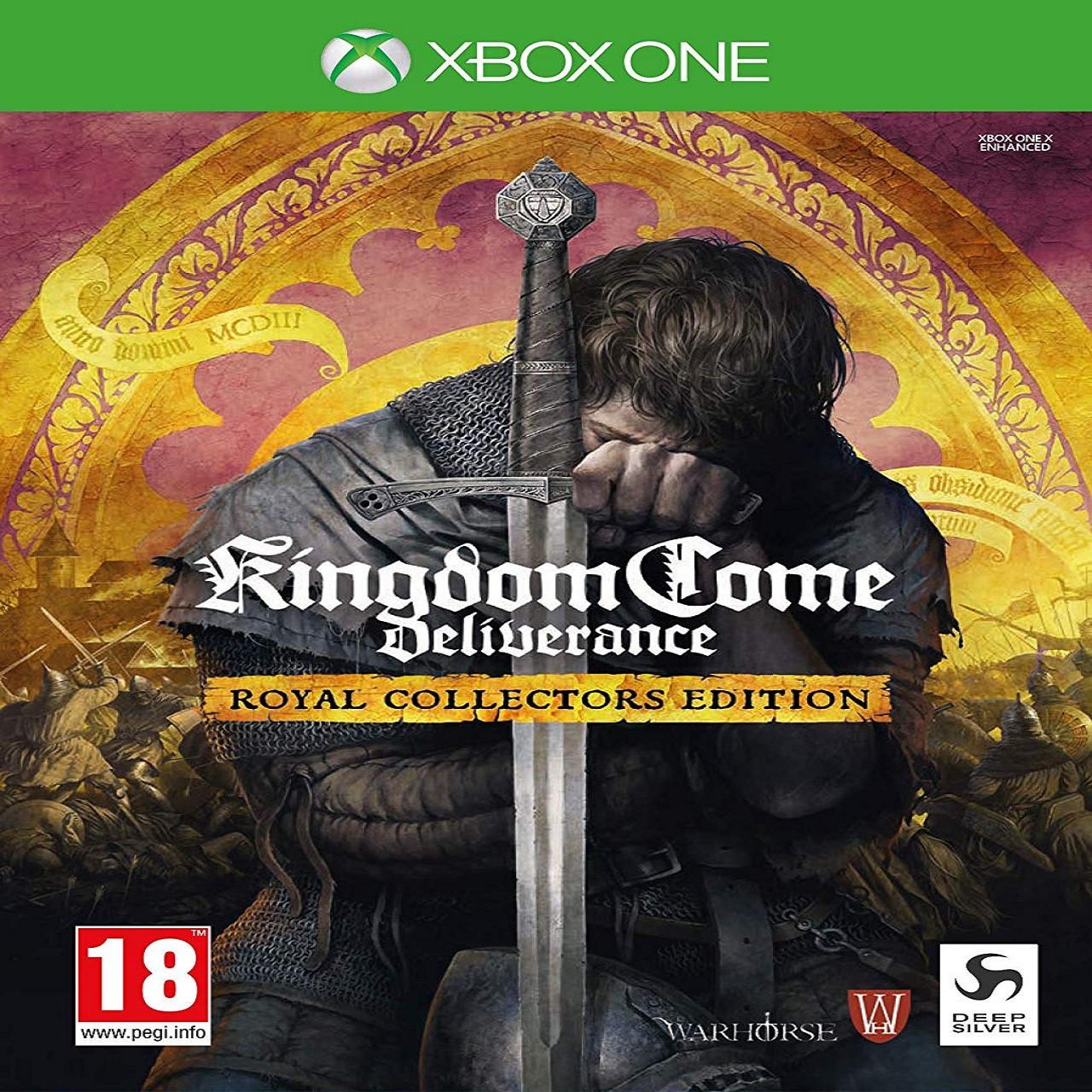Kingdom Come Deliverance Royal Edition (російські субтитри) XBOX ONE