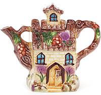 Чайник заварочный Bona Домик в деревне Ягодка 750 мл керамический BD-590-174psg, КОД: 295873