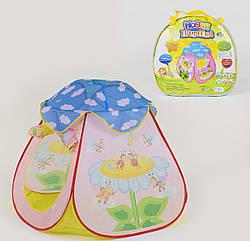 Палатка детская Small Toys 889-127 В Розовый 2-78740, КОД: 1249119