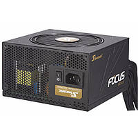 Блок питания Seasonic 450W Focus Gold SSR-450FM, КОД: 1163705