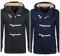 Модное мужское пальто молодежное
