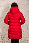 Пальто для женщин на экопухе сезон 2020 - (модель кт-015), фото 3