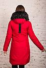 Женская куртка для девушек на зиму сезон 2020 - (модель кт-09), фото 2