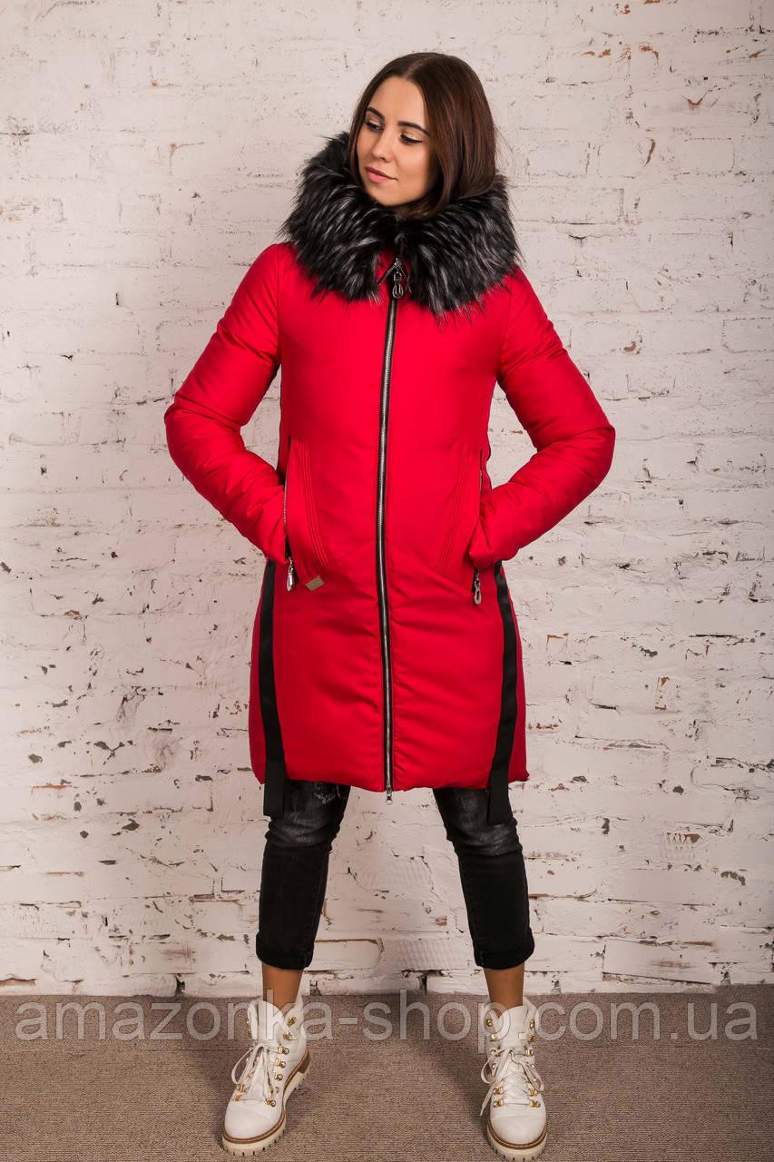 Женская куртка для девушек на зиму сезон 2020 - (модель кт-09)