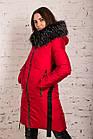 Женская куртка для девушек на зиму сезон 2020 - (модель кт-09), фото 3
