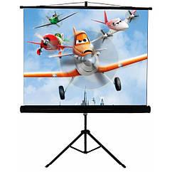 Проекционный экран Walfix SNT-2 170х127 см, КОД: 1247317