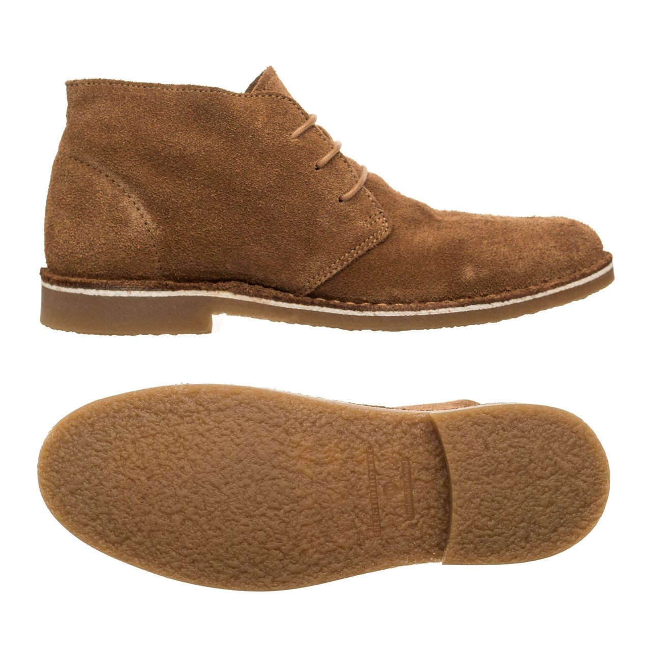 Чоловічі Черевики SelectedHomme Shhroyce New Light 40 Brown