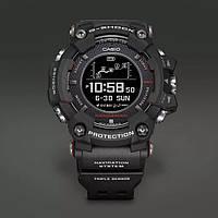 Мужские часы Casio G-Shock GPR-B1000-1AER Professional Rangeman GPS, фото 1