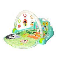 Развивающий коврик для младенца Kronos Toys 110290-63 Поляна сказок int1102, КОД: 1143021