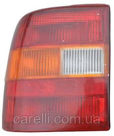 Фонарь задний для Opel Vectra A седан '88-92 левый (DEPO)