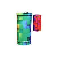 Бафф Radical Multi разноцветный 5 в квадраты r0963, КОД: 1191474
