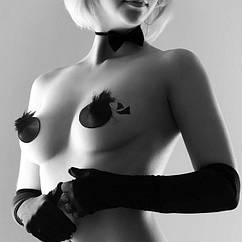 Пэстис Bijoux Indiscrets Burlesque pasties FEATHER SO2669, КОД: 1119509