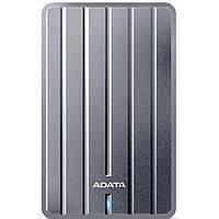"""Внешний жесткий диск 2.5"""" 2TB ADATA (AHC660-2TU31-CGY)"""