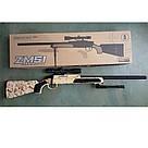 Автомат снайперська гвинтівка дитячий CYMA ZM51С з кульками і прицілом, фото 3