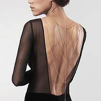 Украшение для спины и декольте Bijoux Indiscrets Magnifique Back and Cleavage Chain SO2657, КОД: 1119496