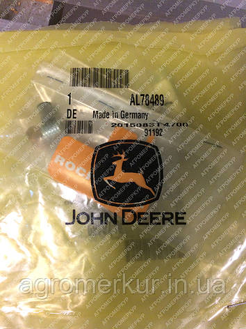Болт AL78489 John Deere, фото 2