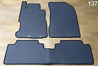 Коврики на Honda Civic VII '01-05, 3-х дверный хетчбек. Автоковрики EVA
