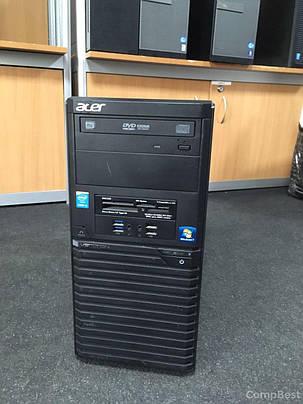 Acer Veriton M2632G Tower / Intel Core i3-4170 (2(4)ядра по 3.7GHz) / 4 GB DDR3 / 250 GB HDD, фото 2