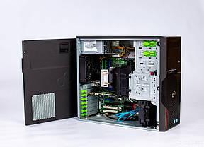 Fujitsu Celsius M720 / Intel Xeon E5-1620 (4 (8) ядер по 3.6 - 3.8 GHz) / 8 GB DDR3 / 500 GB HDD / nVidia Quadro / USB 3.0, фото 3