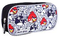 """Пенал мягкий овальный """"Angry Birds"""" Cool For School 03353"""