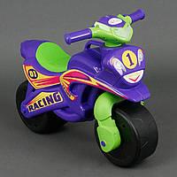 Мотобайк Фламинго Спорт 0139-6 Зеленый с синим 2-0139-6-48171, КОД: 767130