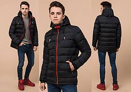 Теплая зимняя куртка для подростка на тинсулейте  BR 75263