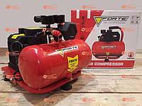 Безмасляный компрессор Forte ресивер 6 л.
