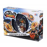 Волчок AULDEY Infinity Nado Battle Buddha и Blast Flame с устр. запуска (YW624601)