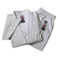 Кимоно для карате белое Shodan Tergal WKF Dae do
