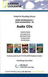 Footprint Reading Library 2200 B2 Audio CDs