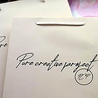 Бумажные пакеты с логотипом, фото 1