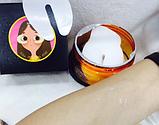 Патчі тканинні Mengkou Moist and Compact eyes mask з екстрактом равлики, 60 шт, фото 4