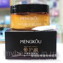 Патчі тканинні Mengkou Moist and Compact eyes mask з екстрактом равлики, 60 шт