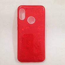 Чохол для Xiaomi Redmi 6 Pro/Mi A2 lite Red Broken Glass