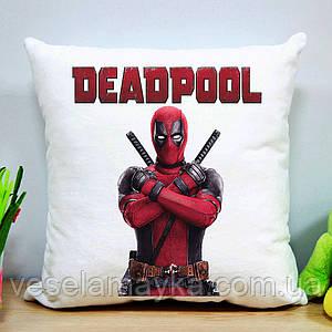 Подушка Deadpool 2