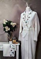 Tivolyo Home халат ASSOS білий