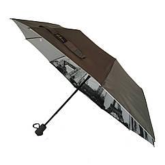 Зонтик полуавтомат Bellissimo Коричневый 18315-2, КОД: 1234765