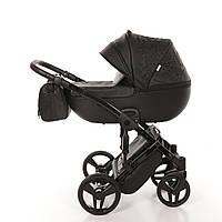 Детская коляска 2 в 1 Tako Junama Enzo 04 Черная 13-JE04, КОД: 287217