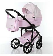 Универсальная коляска 2 в 1 TAKO Corona Lite 01 Розовая 24-T-CoL-01, КОД: 1091037