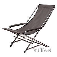 Кресло-качалка для отдыха и туризма 84х56х94см Vitan (VT2110007,VT2110008)