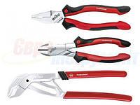 Набор шарнирно-губцевого инструмента Wiha Professional Plus W26854, 3 предмета (W26854)
