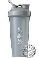 Шейкер спортивный BlenderBottle Classic Loop 28oz-820ml Grey Original - 190339