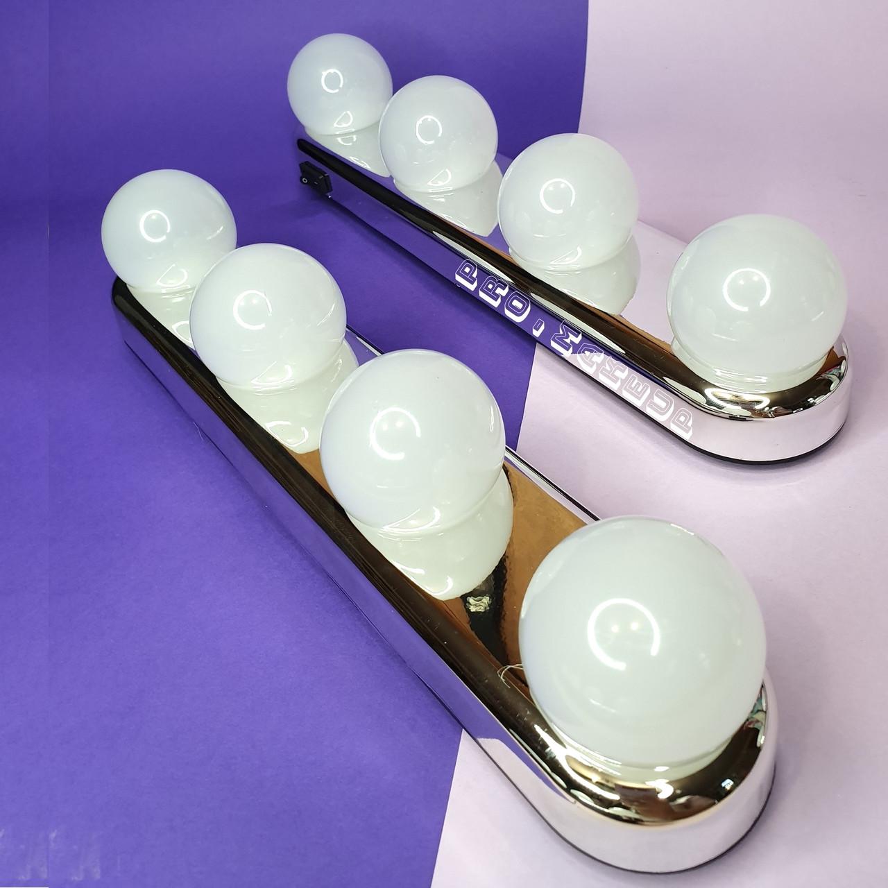 Лампа светодиодная для нанесения студийного макияжа STUDIO GLOW Make-Up Lighting