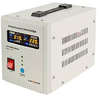 ИБП LogicPower LPY-PSW-800VA+ (560Вт)5A/15A, с правильной синусоидой 12V
