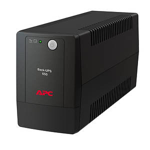 ИБП APC Back-UPS 650VA, IEC (BX650LI)