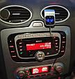 ФМ модулятор + сенсорное управление (Bluetooth / Громкая связь / 2хUSB / microSD / Вольтметр), фото 8