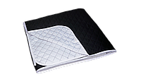 Покрывало Zastelli 160*210 паяное Black/White арт.14044